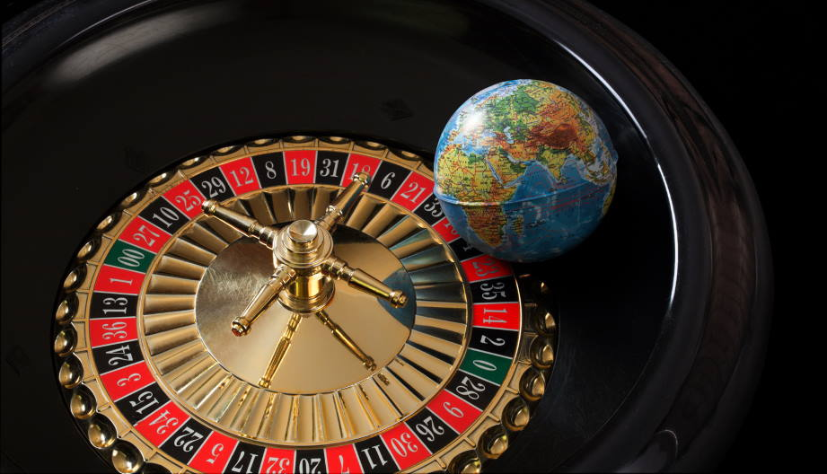 Which country is the biggest gambler?